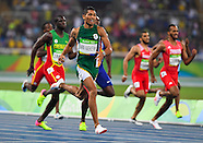 14 August - Athletics evening session