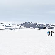 Near the Askja volcano, Iceland