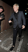 03.NOVEMBER.2010. LONDON<br /> <br /> MR HUDSON ARRIVING AT THE PENTHOUSE CLUB, NO.1 LEICESTER SQUARE FOR THE LAUNCH PARTY FOR LG OPTIMUS ONE.<br /> <br /> BYLINE: EDBIMAGEARCHIVE.COM<br /> <br /> *THIS IMAGE IS STRICTLY FOR UK NEWSPAPERS AND MAGAZINES ONLY*<br /> *FOR WORLD WIDE SALES AND WEB USE PLEASE CONTACT EDBIMAGEARCHIVE - 0208 954 5968*
