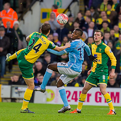 Norwich v Manchester City | FA Cup | 9 January 2016