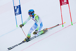 Jure Ales of Slovenia during FIS World Cup Telemark Krvavec 2018, on February 8, 2018 in RTC Krvavec, Crklje na Gorenjskem, Slovenia. Photo by Urban Urbanc / Sportida
