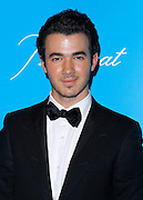 Kevin Jonas attends the 7th Annual UNICEF Snowflake Ball at Cipriani 42nd Street in New York City, New York on November 29, 2011.