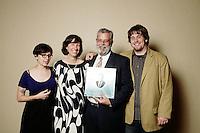 15 June 2010: Mark Brennan former NHL Trainer Hall of Fame inductee dinner in Ft. Lauderdale, Florida. .