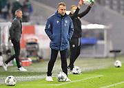 """Trainer Hans-Dieter """"Hansi"""" Flick (Bayern) during the Bayern Munich vs Eintracht Frankfurt, German Cup Semi-Final at Allianz Arena, Munich, Germany on 10 June 2020."""