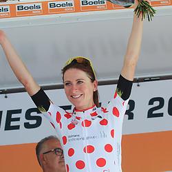 31-08-2018: Wielrennen: Ladies Tour: Weert<br />Bergtrui Annemiek van Vleuten