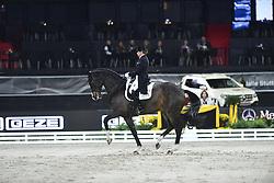 Schneider Dorothee, GER, Faustus<br /> Stuttgart - German Masters 2018<br /> © Hippo Foto - Stefan Lafrentz
