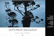 AOTEAROA New Zealand | 2017 Calendar