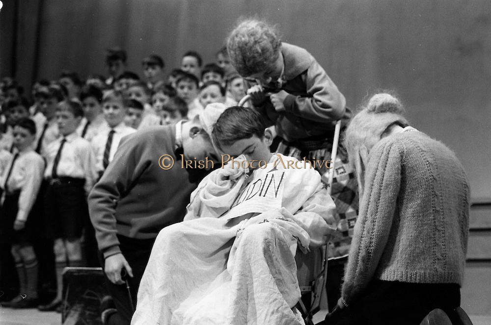 11/3/1966<br /> 3/11/1966<br /> 11 March 1966<br /> <br /> Pagent for Col&aacute;iste Mhuire