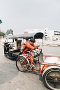 Tuk-tuk tour at the Pennisula Bangkok