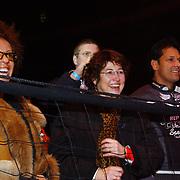 Panna wedstrijd Arena, moeder Schuurman + Mike Kepel, man Jennifer de Jong
