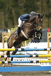Andersson, Elin, Zarina 86<br /> Bad Schwartau - Springturnier <br /> Springpferde Kl. L für 5 Pferde<br /> © www.sportfotos-lafrentz.de/Yvonne Kardel