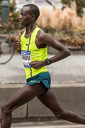 Stephen Sambu, Nike
