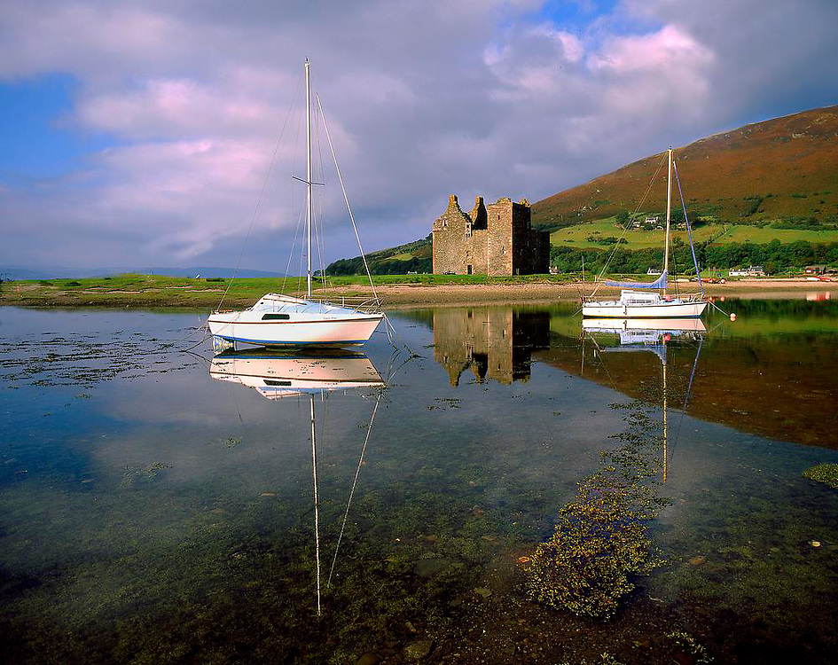 Lochranza Castle, Isle of Arran