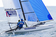 2015 ISAF SWC UK | Nacra 17 | 10 June