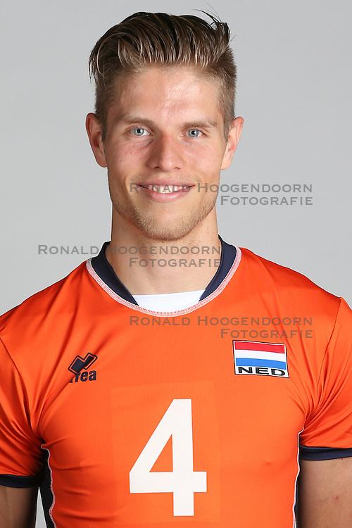 20160516 NED: Selectie Nederlands volleybal team mannen, Arnhem<br />Thijs ter Horst