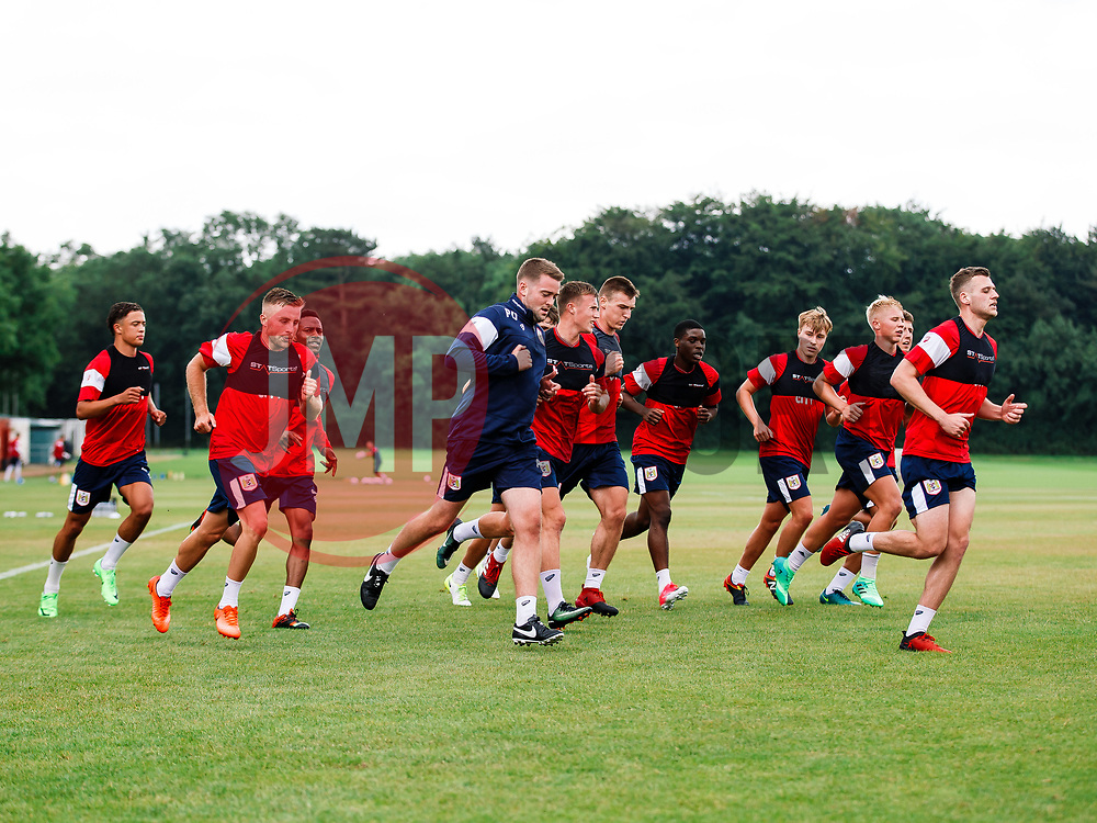 Bristol City Under 23s return for a second day of training ahead of their 2017/18 Season - Rogan/JMP - 01/07/2017 - Failand Training Ground - Bristol, England.