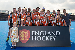 Khalsa v Repton - Mixed Championships Tier 1 Final, Lee Valley Hockey & Tennis Centre, London, UK on 03 June 2018. Photo: Simon Parker