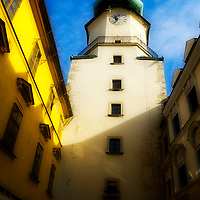 Old Bratislava street
