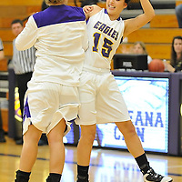 12.21.2011 Bay at Avon Girls Varsity Basketball