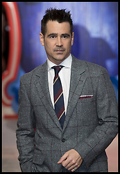 March 21, 2019 - London, London, United Kingdom - Image licensed to i-Images Picture Agency. 21/03/2019. London, United Kingdom. Colin Farrell arriving at the Dumbo premiere in London. (Credit Image: © Stephen Lock/i-Images via ZUMA Press)