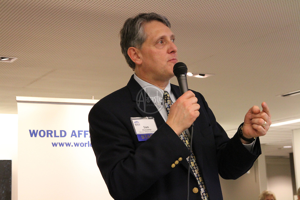 World Affairs Council Annual Meeting at the new offices of Russell Investments in downtown Seattle.
