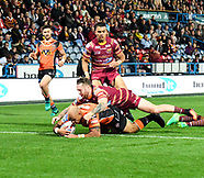 Huddersfield Giants v Castleford Tigers 010917