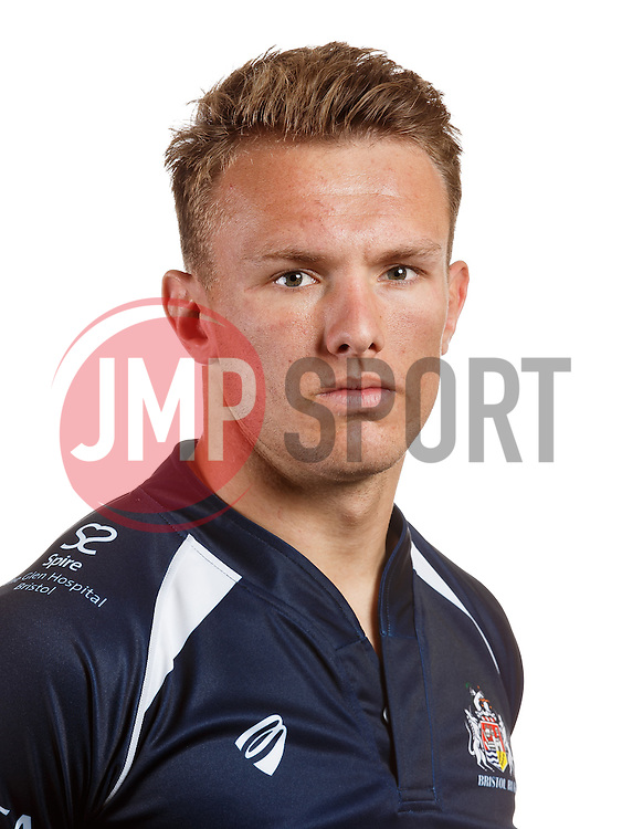 Nick Carpenter of Bristol Rugby poses for a head shot ahead of the 2015/16 Greene King IPA Championship season - Mandatory byline: Rogan Thomson/JMP - 07966 386802 - 04/08/2015 - RUGBY UNION - Clifton Rugby Club - Bristol, England - Bristol Rugby Head Shots.