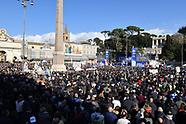 20181208 - Manifestazione lega Salvini Piazza del Popolo Roma