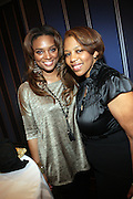14 April 2010- New York, NY- l to r: Aleyesha Renee and Dr. Catrise Austin at the Executive Director's Reception hosted by Veronica Webb and Andre Harrell and held at The Central Park East Ballroom, Sheraton New York Hotel on April 14, 2010 in New York City.