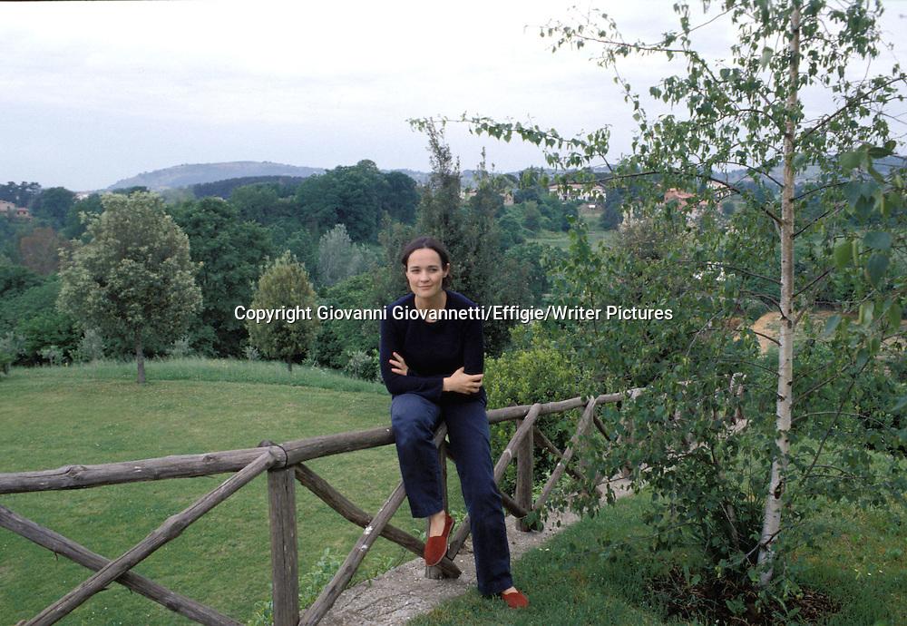 COSSU SILVIA<br /> <br /> <br /> 12/06/2003<br /> Copyright Giovanni Giovannetti/Effigie/Writer Pictures<br /> NO ITALY, NO AGENCY SALES