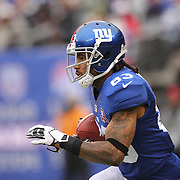 Preston Parker, New York Giants, in action during the New York Giants V San Francisco 49ers, NFL American Football match at MetLife Stadium, East Rutherford, NJ, USA. 16th November 2014. Photo Tim Clayton