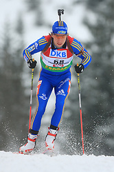Magnus Jonsson (SWE) at Men 20 km Individual at E.ON Ruhrgas IBU World Cup Biathlon in Hochfilzen (replacement Pokljuka), on December 18, 2008, in Hochfilzen, Austria. (Photo by Vid Ponikvar / Sportida)