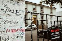 Abbey Road Studios Signatures - London, England, 2016