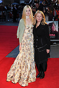 13.OCTOBER.2012. LONDON<br /> <br /> SALLY POTTER AND ELLE FANNING ATTENDS THE PREMIERE OF 'GINGER AND ROSA' DURING THE 56TH BFI LONDON FILM FESTIVAL AT THE ODEON CINEMA, LEICESTER SQUARE.<br /> <br /> BYLINE: EDBIMAGEARCHIVE.CO.UK<br /> <br /> *THIS IMAGE IS STRICTLY FOR UK NEWSPAPERS AND MAGAZINES ONLY*<br /> *FOR WORLD WIDE SALES AND WEB USE PLEASE CONTACT EDBIMAGEARCHIVE - 0208 954 5968*
