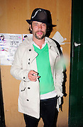 29.APRIL.2010. LONDON<br /> <br /> JAY KAY HAVING A CIGARETTE OUTSIDE THE GROUCHO CLUB IN SOHO.<br /> <br /> BYLINE: EDBIMAGEARCHIVE.COM<br /> <br /> *THIS IMAGE IS STRICTLY FOR UK NEWSPAPERS AND MAGAZINES ONLY*<br /> *FOR WORLD WIDE SALES AND WEB USE PLEASE CONTACT EDBIMAGEARCHIVE - 0208 954 5968*