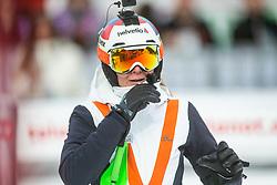 during second run at the Ladies' Slalom at 56th Golden Fox event at Audi FIS Ski World Cup 2019/20, on February 16, 2020 in Podkoren, Kranjska Gora, Slovenia. Photo by Matic Ritonja / Sportida