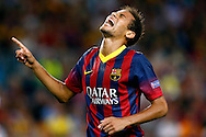 Onderwerp/Subject: FC Barcelona - Champions League<br /> Reklame:  <br /> Club/Team/Country: <br /> Seizoen/Season: 2013/2014<br /> FOTO/PHOTO: NEYMAR ( Neymar DA SILVA SANTOS JUNIOR ) of FC Barcelona dejected. (Photo by PICS UNITED)<br /> <br /> Trefwoorden/Keywords: <br /> #03 #09 $94 &plusmn;1377835766895<br /> Photo- &amp; Copyrights &copy; PICS UNITED <br /> P.O. Box 7164 - 5605 BE  EINDHOVEN (THE NETHERLANDS) <br /> Phone +31 (0)40 296 28 00 <br /> Fax +31 (0) 40 248 47 43 <br /> http://www.pics-united.com <br /> e-mail : sales@pics-united.com (If you would like to raise any issues regarding any aspects of products / service of PICS UNITED) or <br /> e-mail : sales@pics-united.com   <br /> <br /> ATTENTIE: <br /> Publicatie ook bij aanbieding door derden is slechts toegestaan na verkregen toestemming van Pics United. <br /> VOLLEDIGE NAAMSVERMELDING IS VERPLICHT! (&copy; PICS UNITED/Naam Fotograaf, zie veld 4 van de bestandsinfo 'credits') <br /> ATTENTION:  <br /> &copy; Pics United. Reproduction/publication of this photo by any parties is only permitted after authorisation is sought and obtained from  PICS UNITED- THE NETHERLANDS