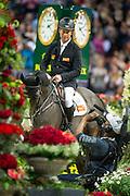 Rolf Goran Bengtsson - Quintero la Silla<br /> Rolex FEI World Cup Final 2013<br /> &copy; DigiShots