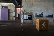 Saint Nazaire, 23/10/2014: base per i sottomarini tedeschi durante la seconda guerra mondiale - base for German submarines during the second world war