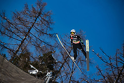 Daiki Ito (JPN) during Qulification Round of the Ski Flying Hill Individual Competition at Day 1 of FIS Ski Jumping World Cup Final 2019, on March 21, 2019 in Planica, Slovenia. Photo by Peter Podobnik / Sportida