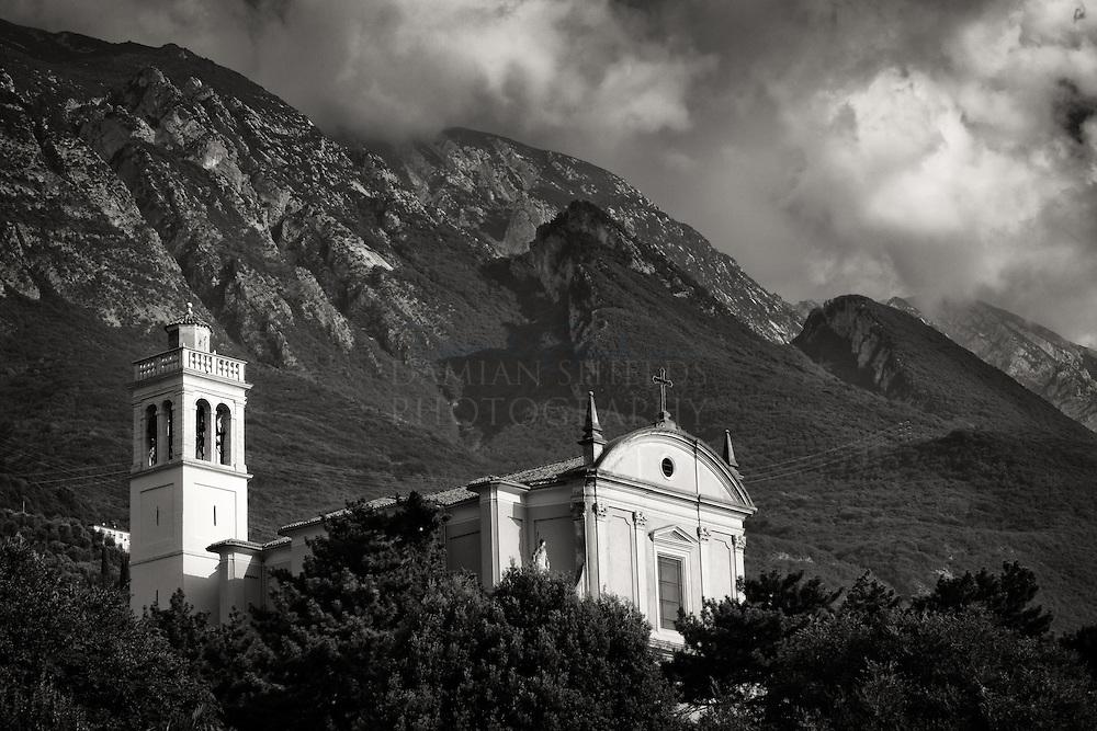 Church of San Stefano, Malcesine, Lago di Garda