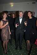 MARIANNE KUTTA; ARNO ORTMAIR; ASLI BAYRAM, Fundraising Gala for the Zeitz foundation and Zoological Society of London hosted by Usain Bolt. . London Zoo. Regent's Park. London. 22 November 2012.