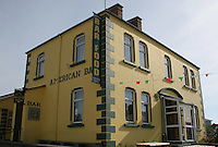 The American Bar Inis Mor Aran Islands County Galway Ireland