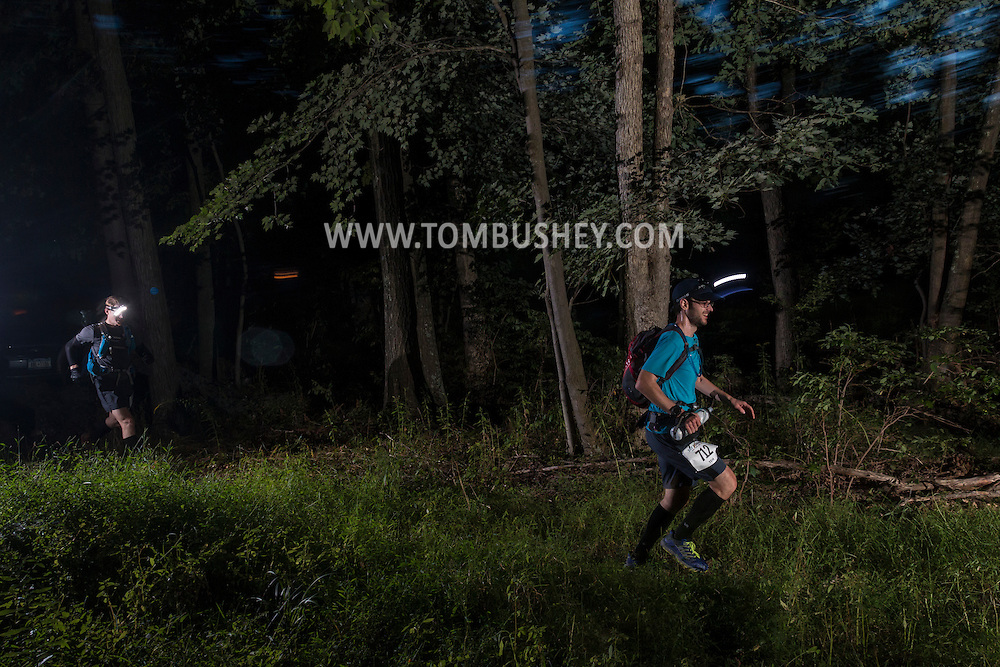 Scenes from the Shawangunk Ridge Trail 70-mile race on Sept. 16, 2016.