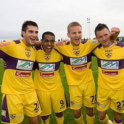 20091017: Footbal-Soccer - Slovenian 1st League - NK Olimpija vs Maribor