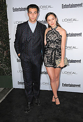 Luke Brandon Field, Zelda Williams bei der 2016 Entertainment Weekly Pre Emmy Party in Los Angeles / 160916<br /> <br /> ***2016 Entertainment Weekly Pre-Emmy Party in Los Angeles, California on September 16, 2016***