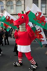 120301 St David's Day Parade