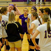 Berryville Jr Volleyball vs. Green Forest (10-05-15)
