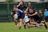 20170610 College Rugby - St Pat's Wellington v HVHS