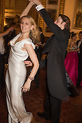 BALLERINA: MARIA SASCHA KHAN; MARTIN MILNER The 20th Russian Summer Ball, Lancaster House, Proceeds from the event will benefit The Romanov Fund for RussiaLondon. 20 June 2015
